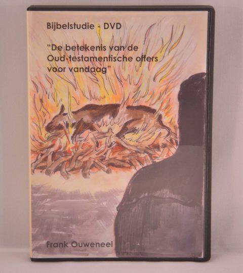 De Betekenis Van De Oud-testamentische Offers Voor Vandaag