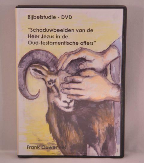 Schaduwbeelden Van De Heer Jezus In De Oud-testamentische Offers