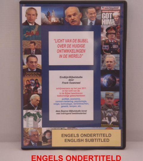 Licht Van De Bijbel Over De Huidige Ontwikkelingen In De Wereld (Editie 2011) ENGELS ONDERTITELD / ENGLISH SUBTITLED